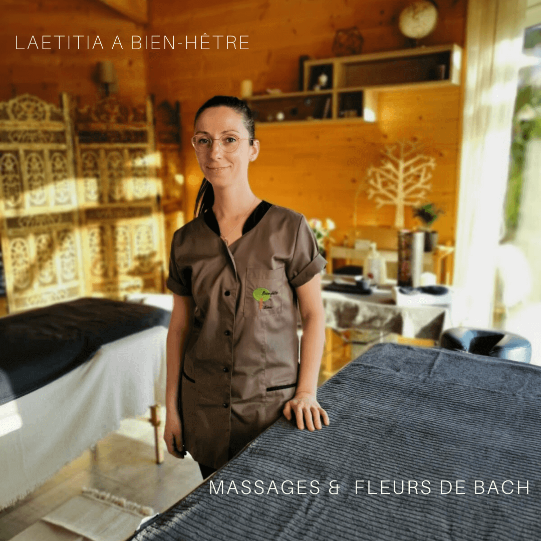Les massages de Laetitia